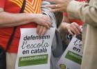 Casi 40 familias reciben la ayuda para estudiar en castellano en Cataluña