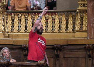 Garganté: el concejal más antisistema de toda la CUP