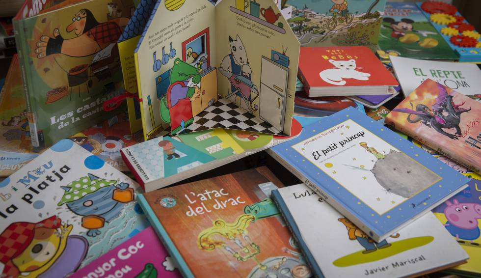 Cada vegada hi ha més llibreries especialitzades en infantil i juvenil.