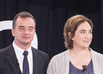 Bosch amenaza a Colau con dejarla sola con el PSC