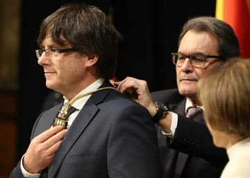 La justicia avala la promesa del cargo de Puigdemont sin acatar la Constitución