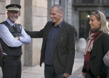 Varoufakis atribuye a Trias el gasto de su conferencia