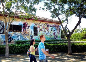 La crianza compartida ocupa Montjuïc