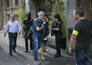 Prisión para siete detenidos por blanqueo de la mafia ucraniana