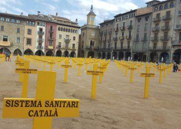 Sanidad catalana: ¿una cruz o muchas cruces?