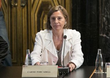 """Carme Forcadell: """"No preveo que haya inhabilitaciones"""""""