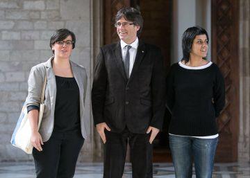 La CUP apoyará a Carles Puigdemont en la cuestión de confianza