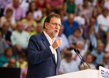 """Rajoy pide una Diada """"de 'seny', libertad y respeto"""""""