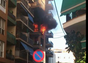 Fallece una mujer por una explosión en Premià de Mar