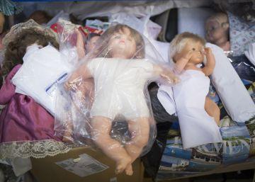La policlínica de Bebés, setenta años operando muñecas