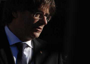 Puigdemont denunciará ante los Mossos una amenaza recibida por Facebook