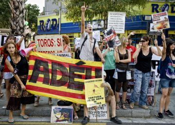 Solo Ciudadanos y PP apoyan la sentencia para que vuelvan los toros