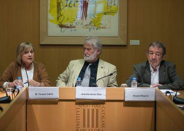 """El IEC defiende los """"retoques"""" ortográficos para facilitar el catalán a los recién llegados"""