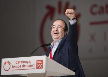 """Iceta carga contra el Gobierno """"de inútiles"""" de la Generalitat"""
