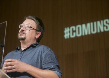 Domènech descarta una alianza preelectoral de los 'comunes' con el PSC