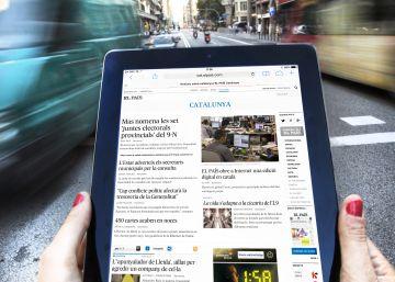 El consum de webs en català creix fins al 54,5%
