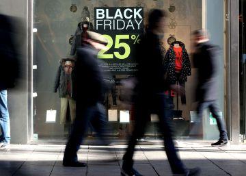 El Black Friday omple els carrers de Barcelona
