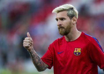 La brúixola és Messi