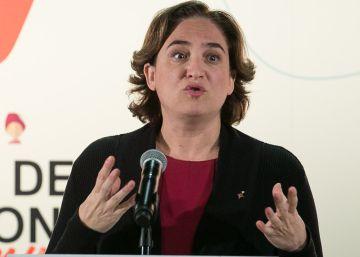 Ada Colau es la española más influyente, según la revista politico.eu