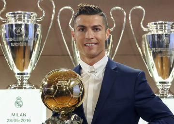 Cristiano Ronaldo, Pilota d'Or 2016