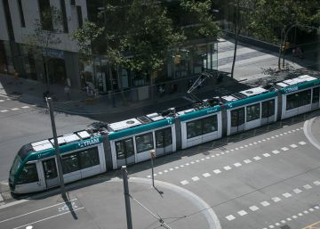 El RACC alerta que la unió dels tramvies augmentarà la contaminació