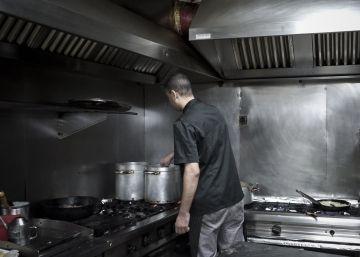 Un día por el lado oscuro de la cocina