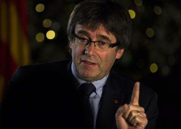 Vols entrevistar el president de la Generalitat?