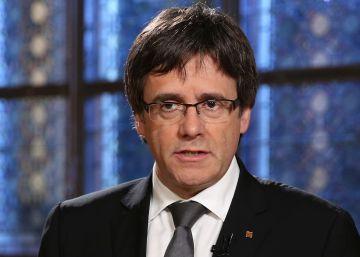 "Puigdemont: ""El referèndum serà legal i vinculant"""