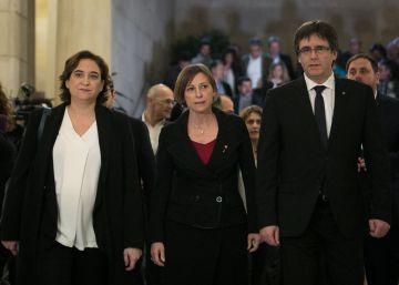 Incógnitas independentistas que se resolverán en 2017