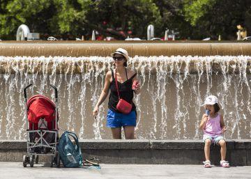 Barcelona va patir el 2016 el tercer any més càlid des del 1780
