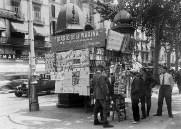 Una 'hemeroteca' particular per entendre l'edat d'or del periodisme català