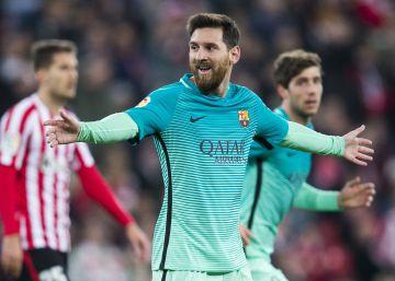 El Barça cau a San Mamés (2-1) però l'eliminatòria es decidirà al Camp Nou