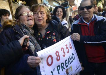 La loteria del Nen cau a València i porta premis menors a Catalunya