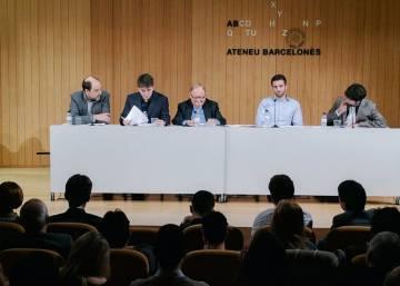 Debat de la nova dreta catalana.