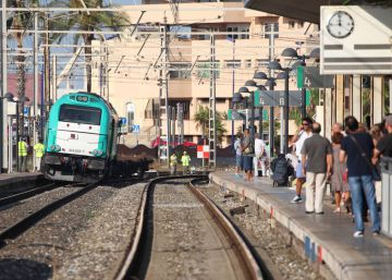 Un atropellament obliga a interrompre la línia ferroviària entre Tarragona i Reus