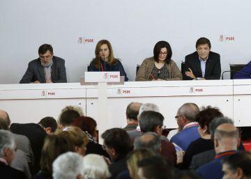 """Fernández (PSOE): """"No volem repúbliques aristocràtiques, es diguin Catalunya o Flandes"""""""