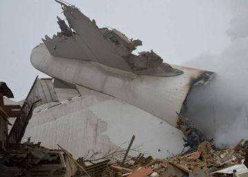 37 morts en un accident d'avió de càrrega turc al Kirguizistan