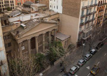 Barcelona descarta comprar l'edifici dels tallers Masriera