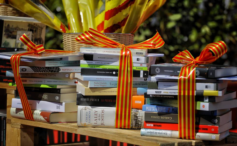 Resultado de imagen de parada llibres sant jordi