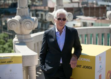 "Richard Gere: ""Els actors som marionetes"""