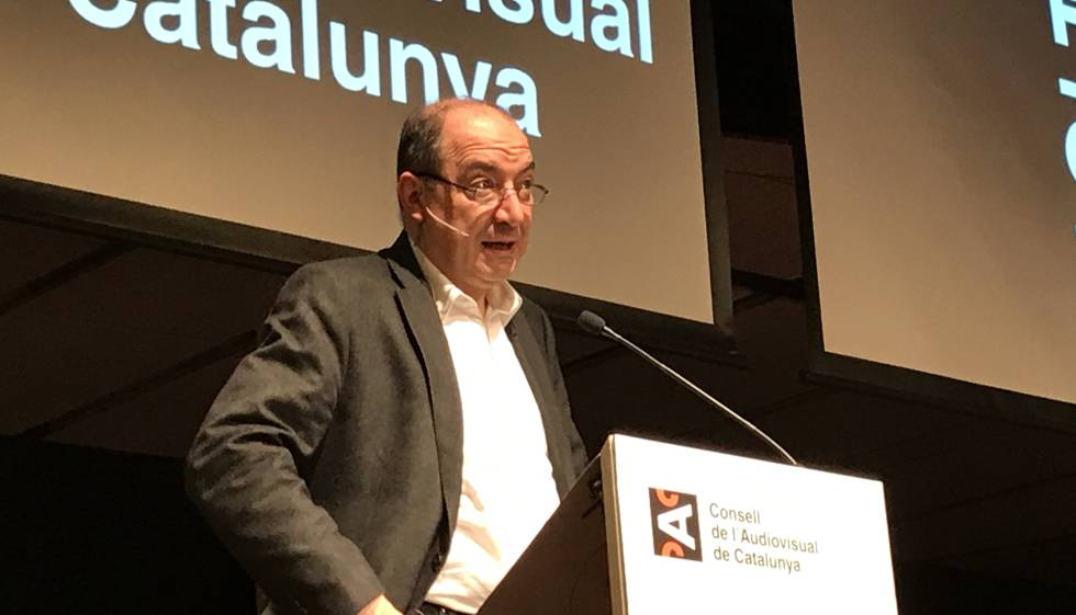 Vicent Sanchis, director de Televisió de Catalunya.