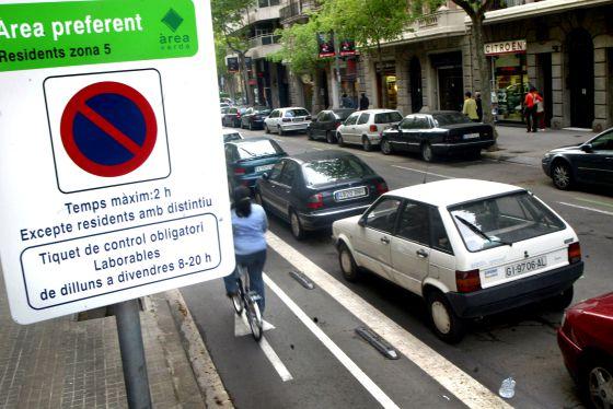 Barceloneses se beneficiar n del rea verde gratis for Oficina area verda barcelona