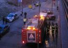 Muere una anciana en el incendio de su vivienda de Madrid