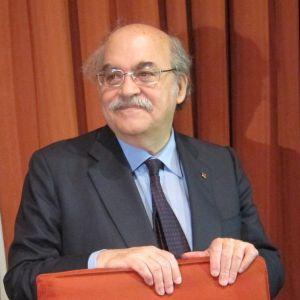 El consejero de Economía y Conocimiento Andreu Mas-Colell