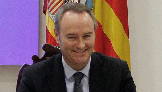 El presidente de la Generalitat, Alberto Fabra, en una imagen de archivo.