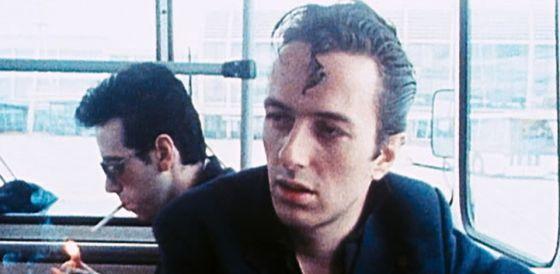 Joe Strummer, líder de The Clash.