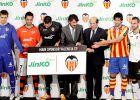 La multinacional china Jinko Solar patrocina al Valencia CF