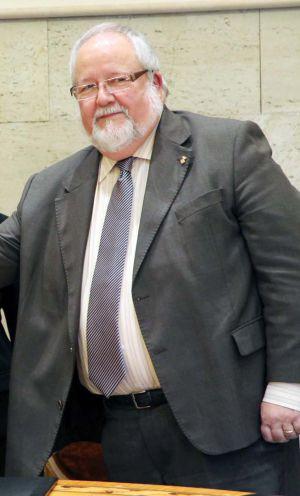 Salvador Esteve, presidente de la Diputación de Barcelona.