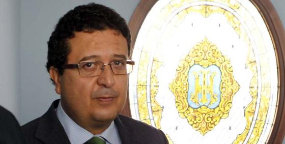 El juez Francisco Serrano, el pasado octubre en Sevilla.