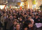 Miles de personas salen a la calle en por los recortes a los funcionarios